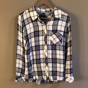 Rails - Button Up Shirt Size S Small